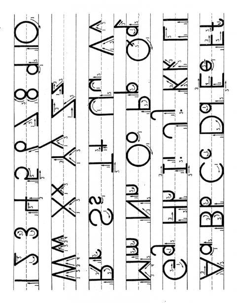 bilda ord av bokstäver engelska
